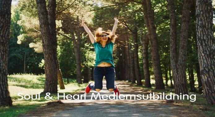 Soul Heart Medlemsmodul: Välmående för kropp och själ