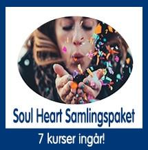 Soul Heart Samlingspaket 7 kurser i personlig utveckling