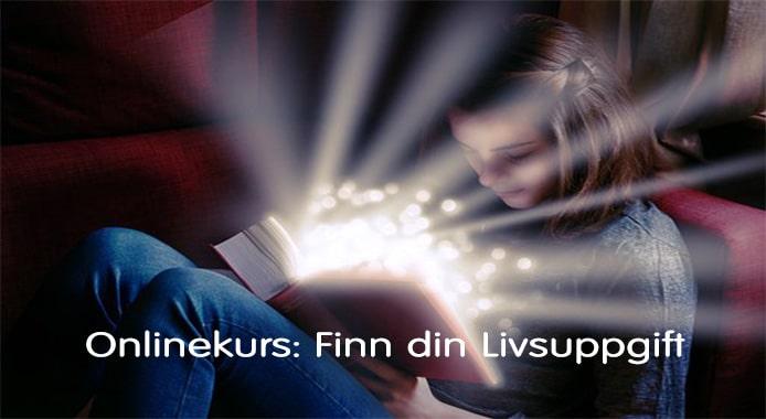 onlinekurs Finn din livsuppgift