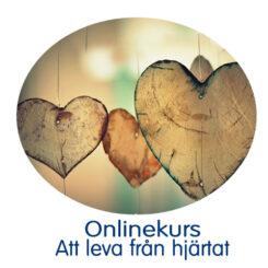 onlinekurs: Att leva från hjärtat