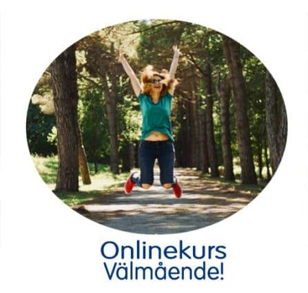 onlinekurs: välmående och livskvalité